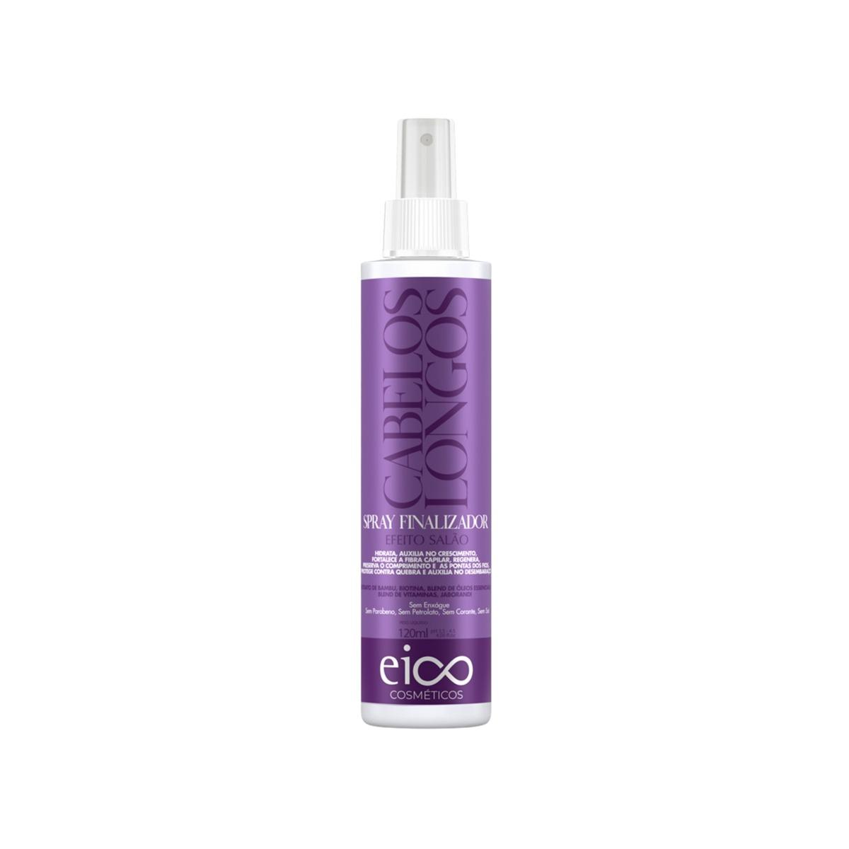 Eico Spray Cabelos Longos 120ml