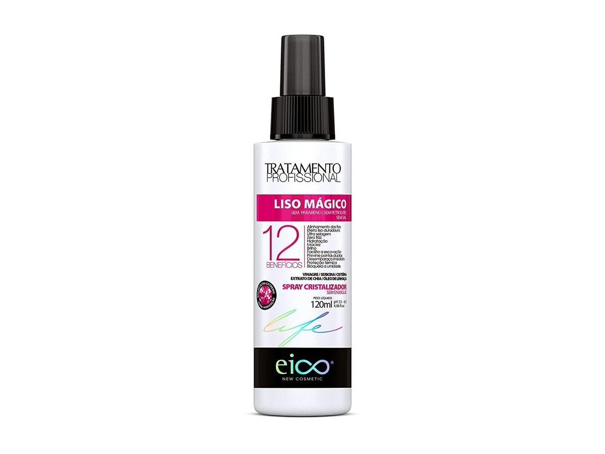 Eico Spray Cristalizador Liso Mágico 120ml