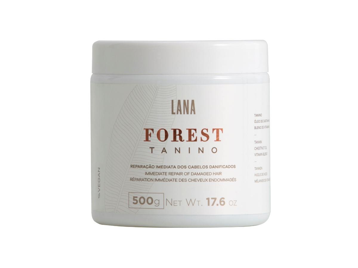 Lana Brasiles - Máscara Forest Tanino de Reparação Imediata - 500g