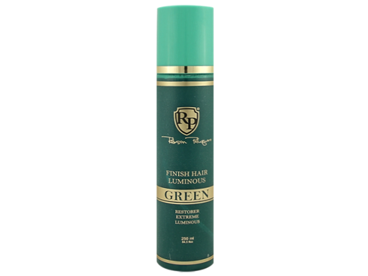 Robson Peluquero - Finish Hair Luminous - Green 250 ml