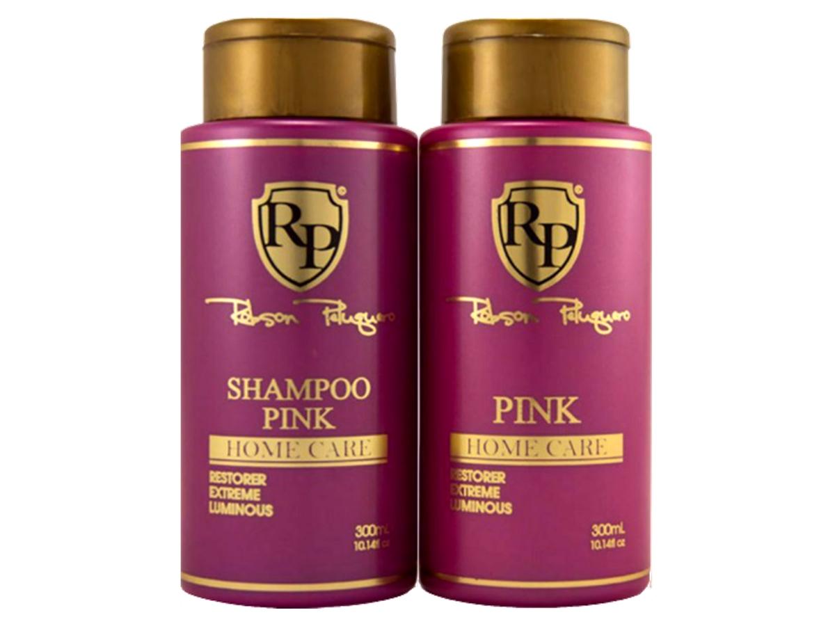 Robson Peluquero - Kit Matizador Pink 2x300ml