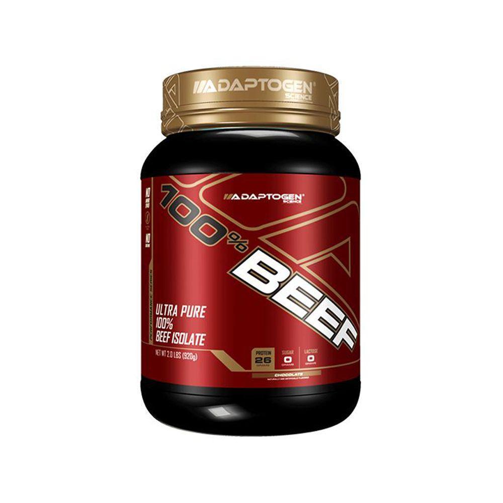 100% BEEF ULTRA PURE ISOLATE (909G) - ADAPTOGEN