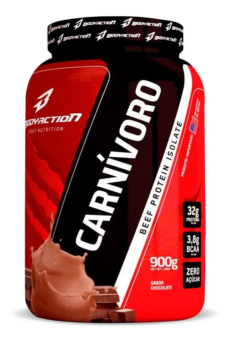 CARNIVORO ISOLATE BEEF (900G) - BODY ACTION