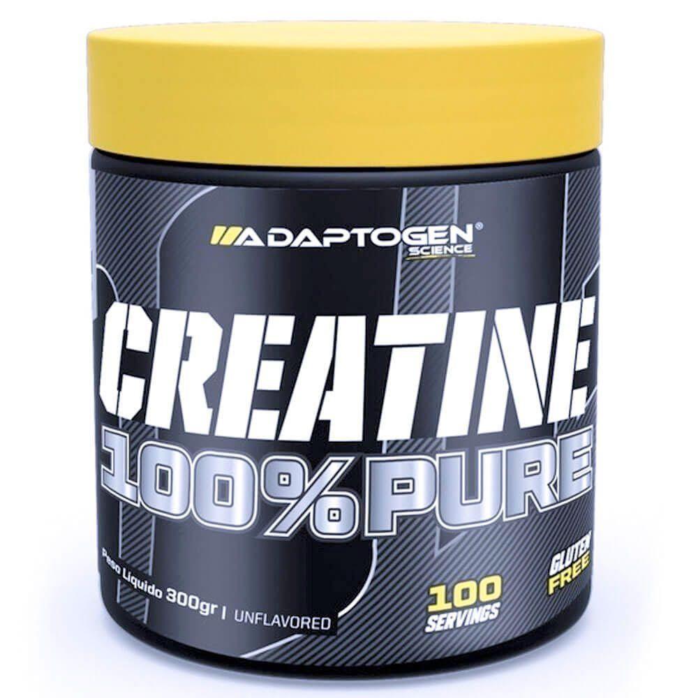 CREATINE PLATINUM SERIES (300G) - ADAPTOGEN