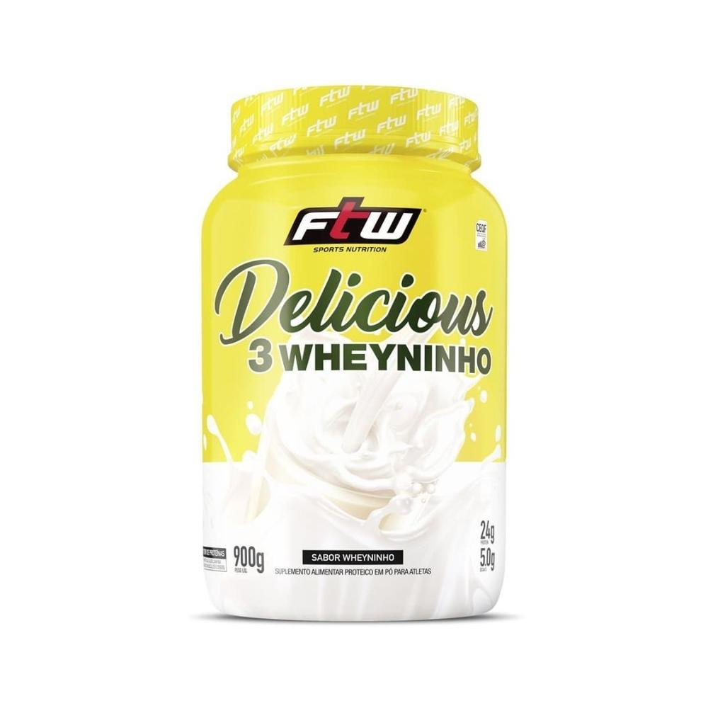 Delicious 3 Whey- FTW