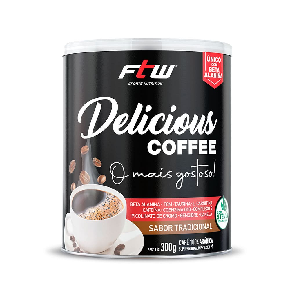 DELICIOUS COFFEE (300G) - FTW