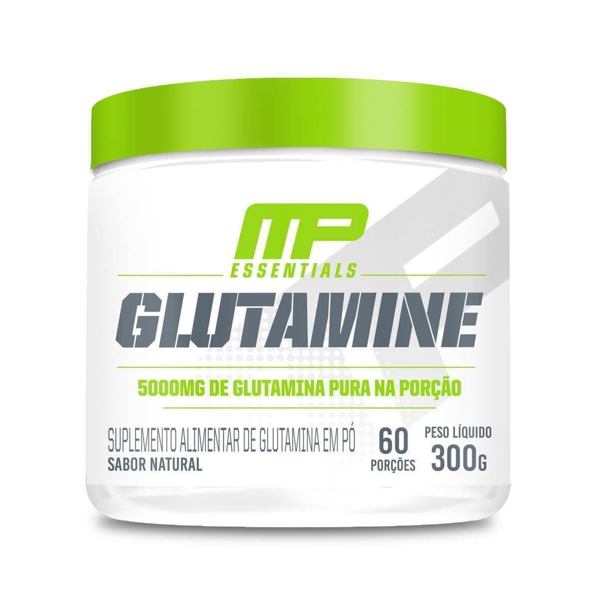 GLUTAMINE (300G) - MUSCLE PHARM