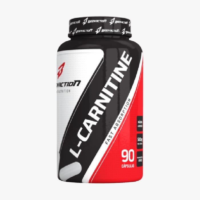 L-CARNITINE 2000MG (90 CAPS) - BODY ACTION