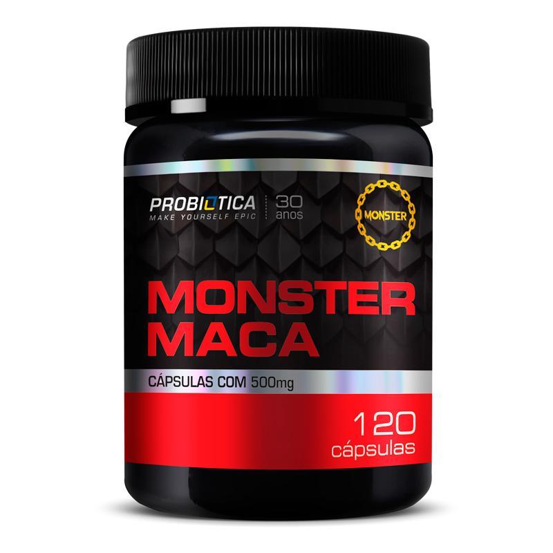 MACA MONSTER (120 CAPS) - PROBIOTICA