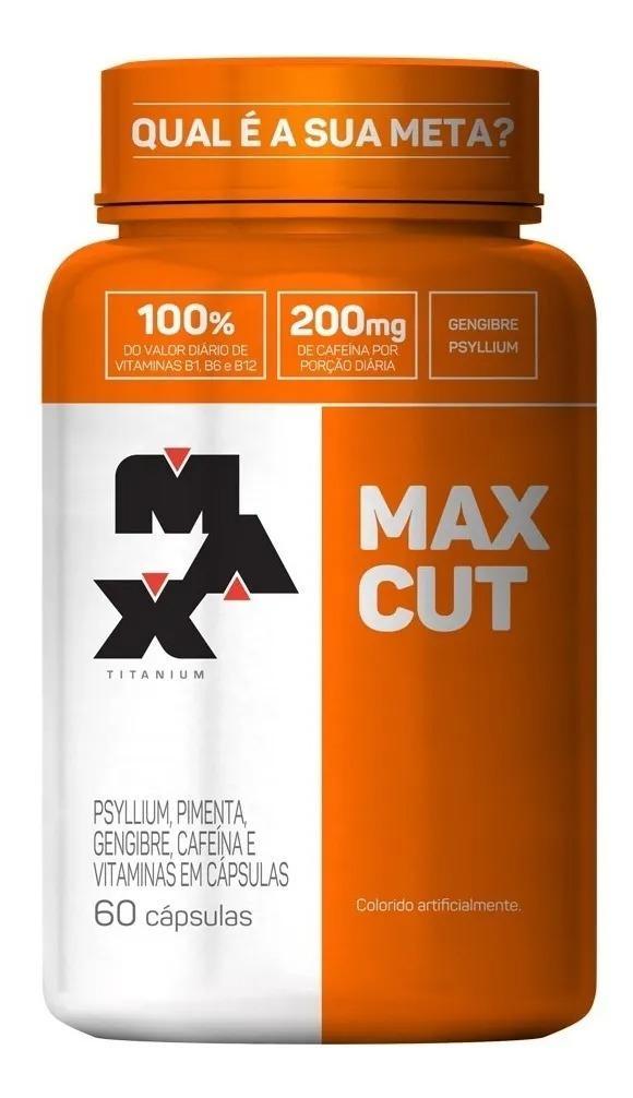 MAX CUT POTE (60CAPS) - MAX TITANIUM