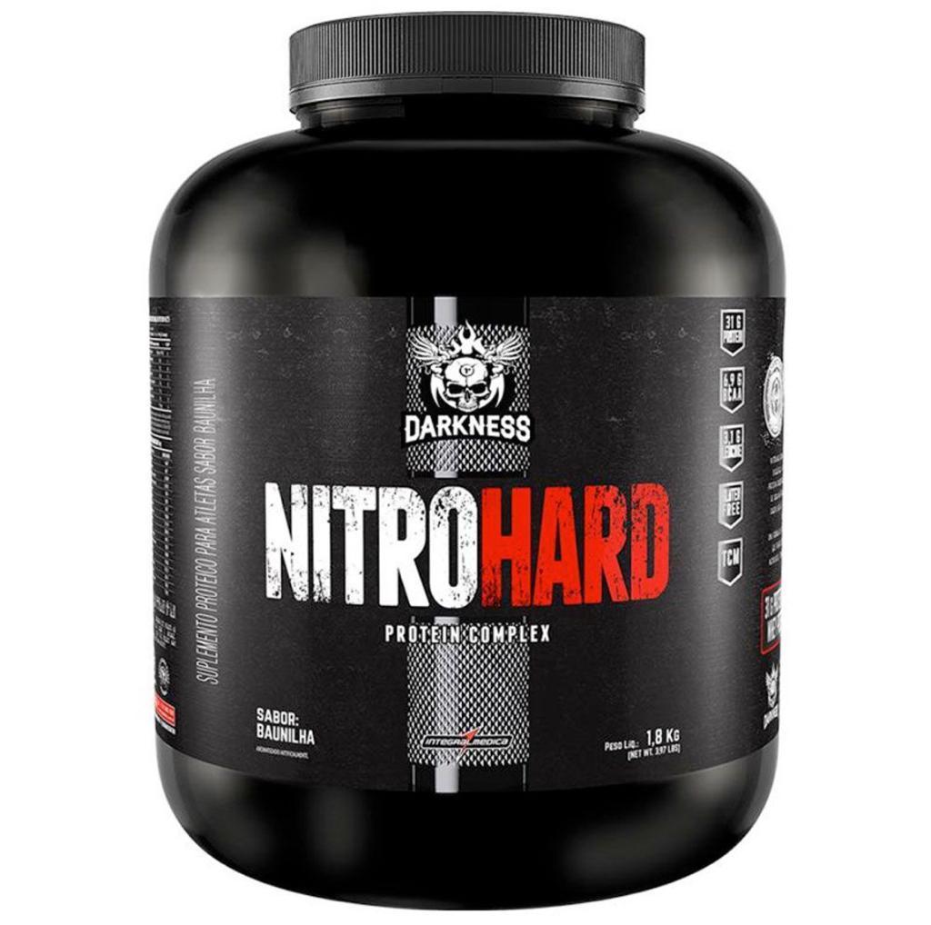 NITRO HARD 1,8KG -  INTEGRALMEDICA