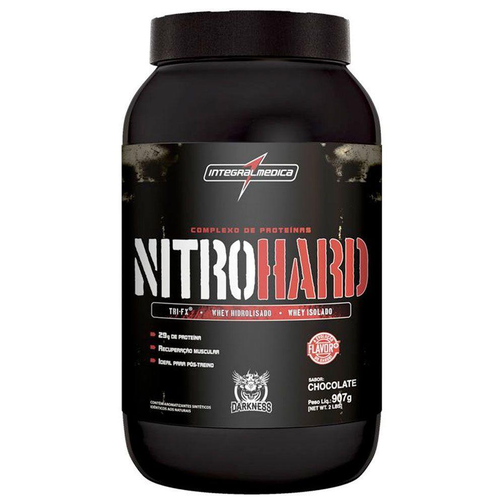 NITRO HARD 907GR - INTEGRALMEDICA