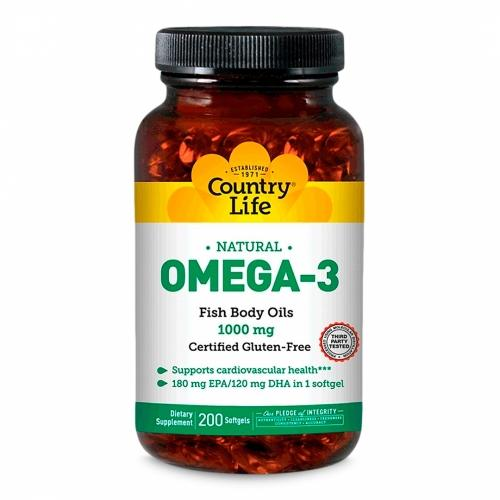 Omega 3 -  Country Life