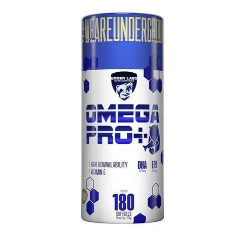 Omega Pro 180 Caps - Underlabz