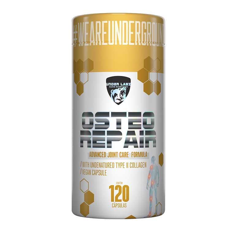 Osteo Repair 120 Caps - Underlabz