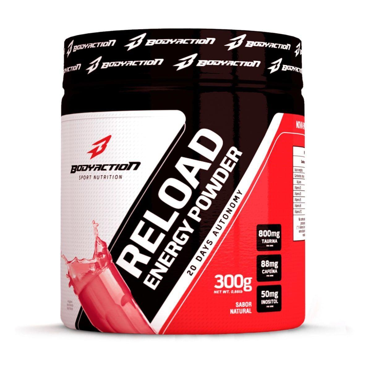RELOAD ENERGY POWDER (300G) - BODY ACTION