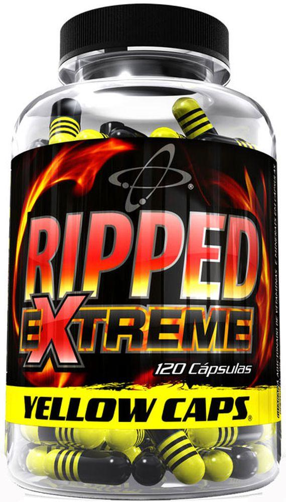 RIPPED EXTREME (120 CAPS) - ATLHETICA NUTRITION