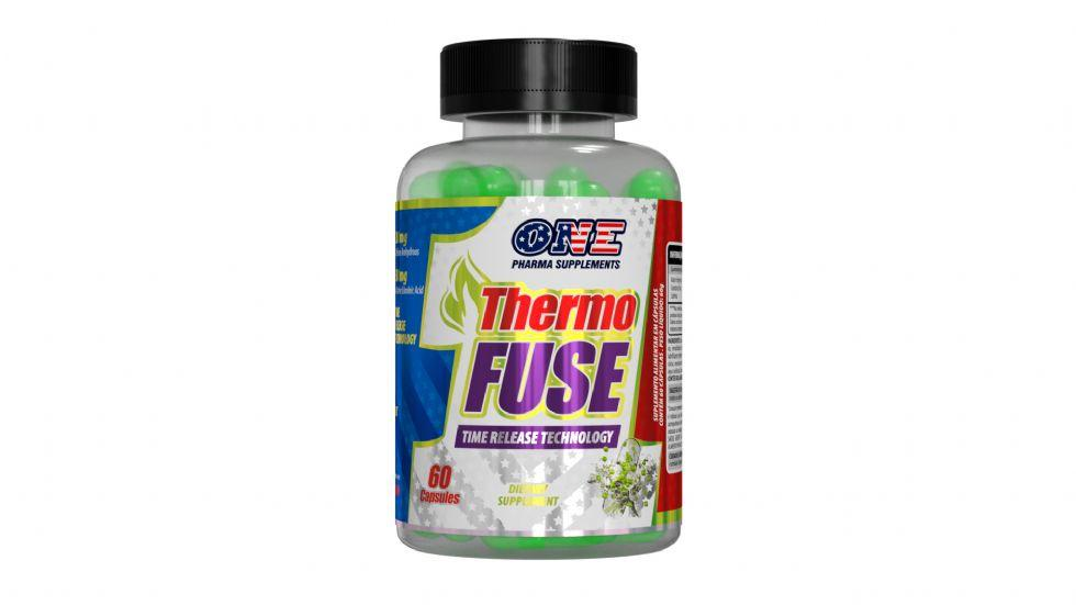 THERMO FUEL (60 TABS) - ONE PHARMA