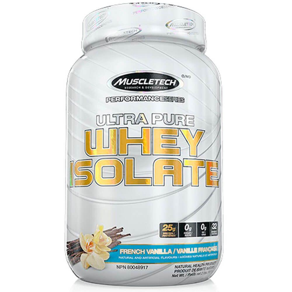 ULTRA PURE WHEY ISOLATE  (907G) - MUSCLETECH