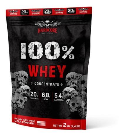 Whey 100% Hardcore 2kg