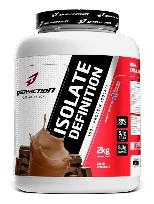 WHEY ISOLATE DEFINITION (2KG) - BODY ACTION