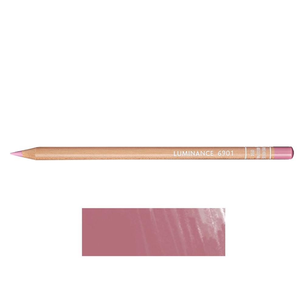 Lápis de Cor Caran d'Ache 6901 Luminance 094 Hibiscus Pink 6901094
