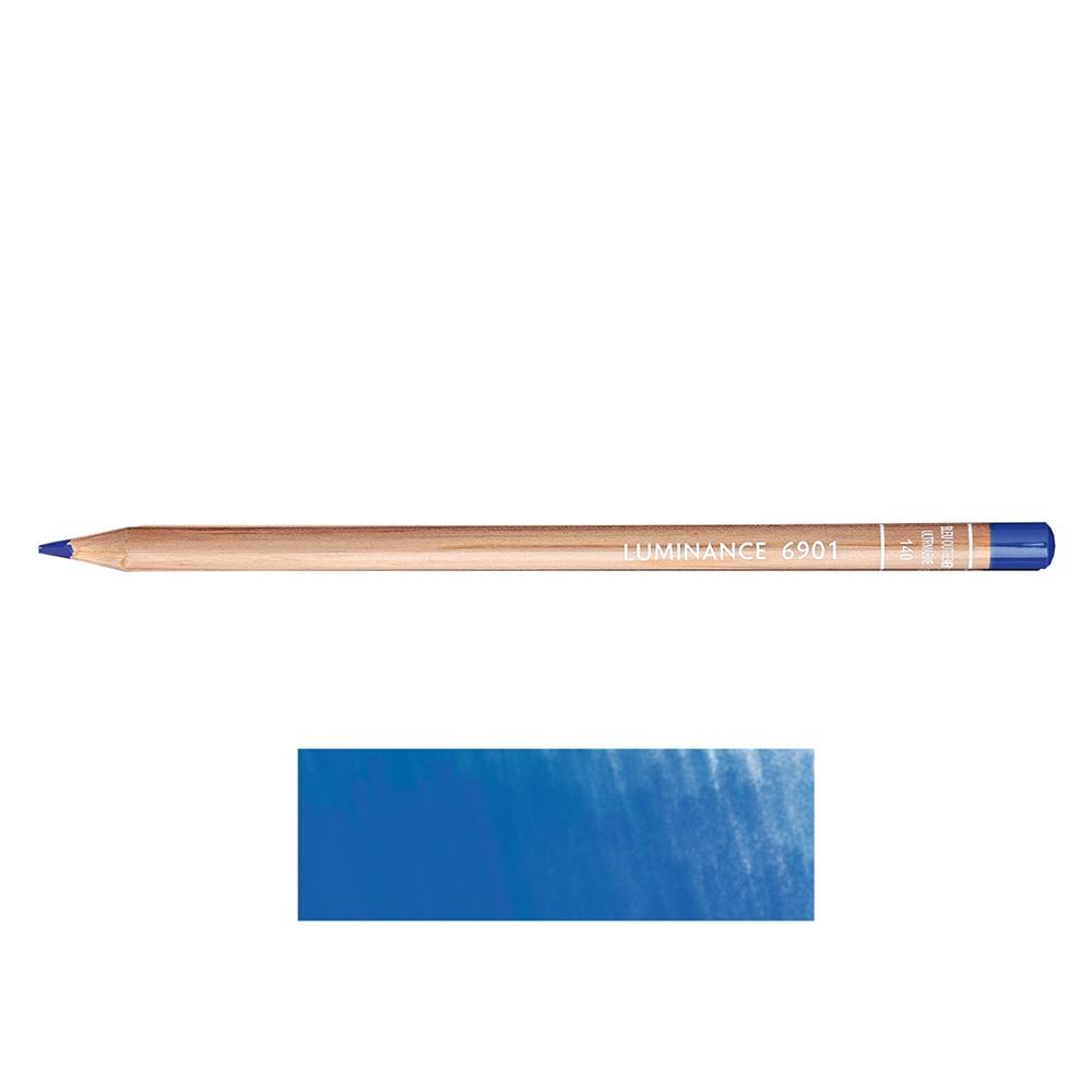 Lápis de Cor Caran d'Ache 6901 Luminance 140 Ultramarine 6901140