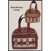 Apostila - Bolsa Bonecas Country