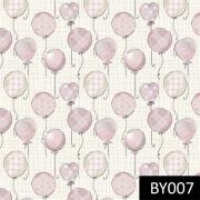 Balões Baby Rosa