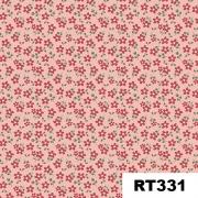 *Micro Floral Garden Floral Rosa