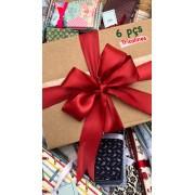 Caixa Surpresinha 6: Kits Amarradinhos - 30cm x 150cm