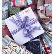 Caixa Surpresinha Basic: Kits Amarradinhos - 30cm x 150cm