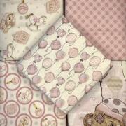 Kit Amarradinho Baby Digital Girl - 50cm x 150cm