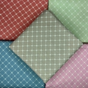 Kit Amarradinho Basic Colors - 50cm x 150cm