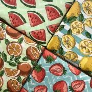 Kit Amarradinho Frutas - 50cm x 150cm