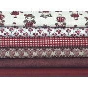 Kit Bonequinha Vermelha - 50cm x 150cm