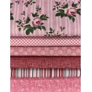 Kit Delicado Rosa - 50cm x 150cm