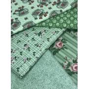 Kit Floresta Verde - 50cm x 150cm