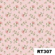 Mini Floral Campestre Rosa