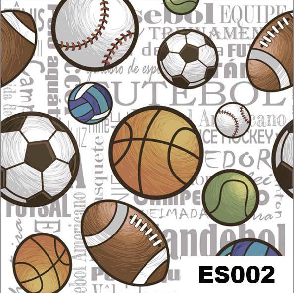 Bolas Esportes Soltas  - Tecidos Digitais