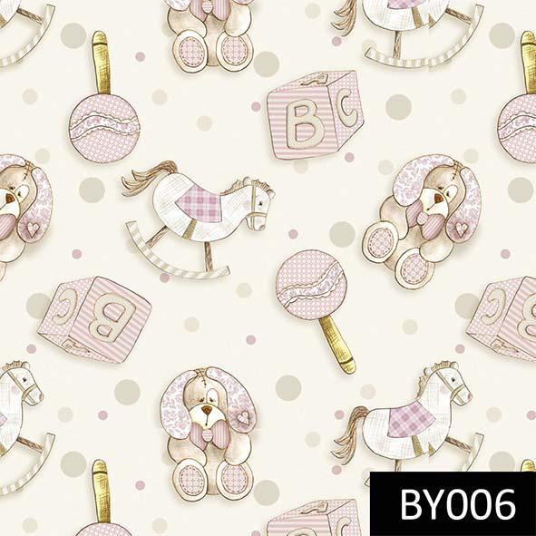 Brinquedos Baby Rosa  - Tecidos Digitais