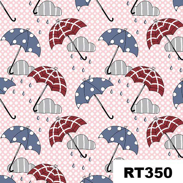 Guarda Chuvas Rosa  - Tecidos Digitais