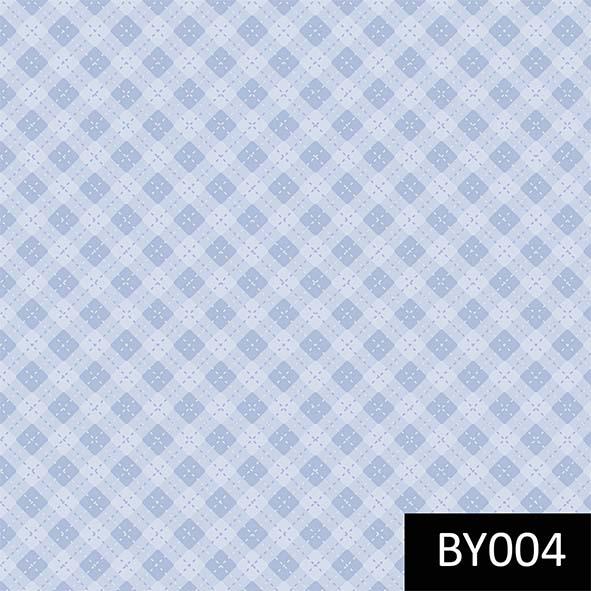 Hexágonos Baby Menino  - Tecidos Digitais