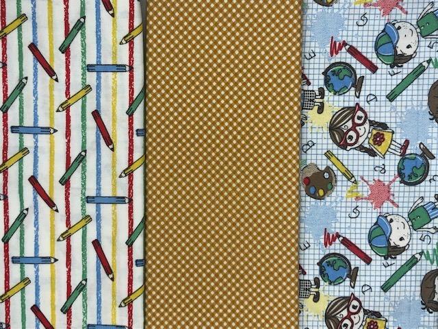 Kit Amarradinho 30x150cm - 1001  - Tecidos Digitais