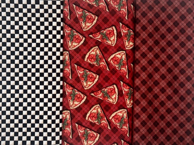 Kit Amarradinho 30x150cm - 1023 D  - Tecidos Digitais