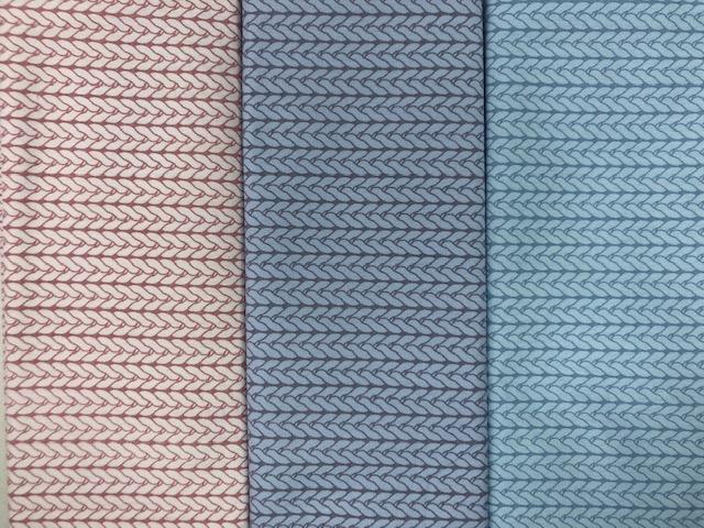 Kit Amarradinho 30x150cm - 1095  - Tecidos Digitais