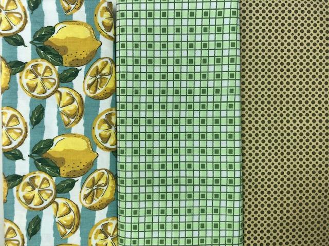 Kit Amarradinho 30x150cm - 1102  - Tecidos Digitais