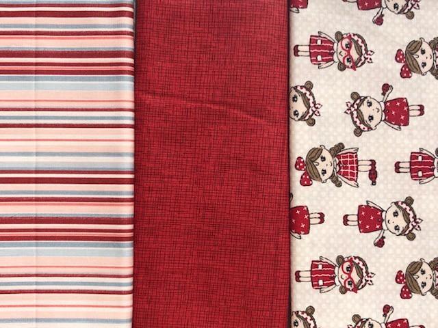 Kit Amarradinho 30x150cm - 110  - Tecidos Digitais
