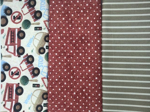 Kit Amarradinho 30x150cm - 1251  - Tecidos Digitais