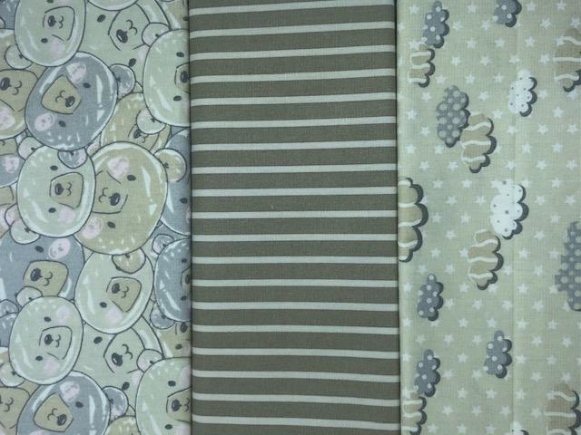 Kit Amarradinho 30x150cm - 1257  - Tecidos Digitais